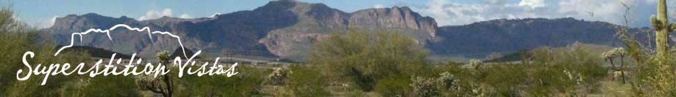 Superstition Vistas Area Planning Project random header image